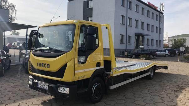 IVECO Eurocargo ML120EL220 AUTOTRANSPORTER